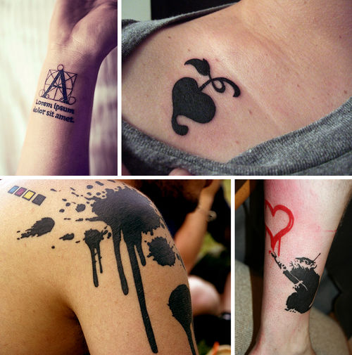 designer, it's more than likely that you've considered getting a tattoo