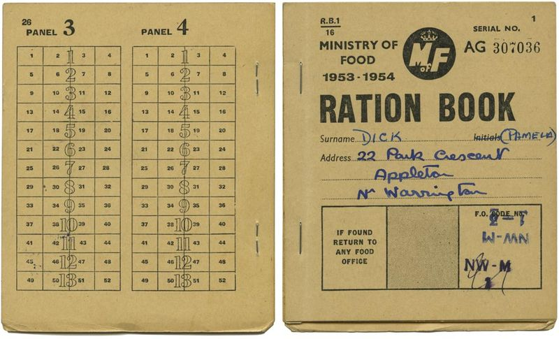 Ration-book-cover