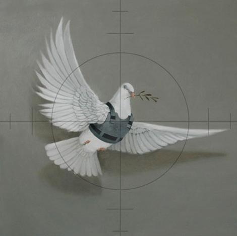 Banksy_dove