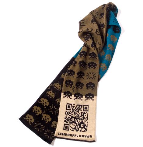 Invader_scarf
