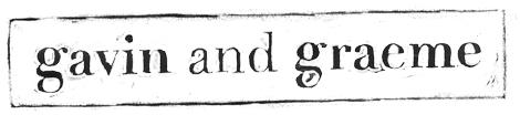 Gavinandgraeme