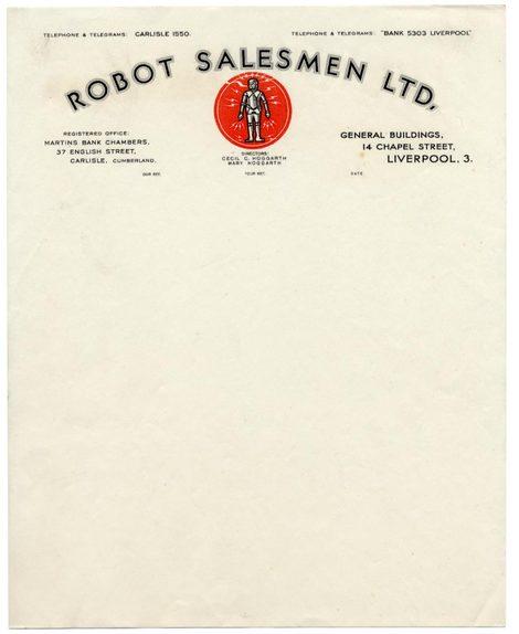 Robotsalesmen